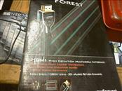 AUDIOQUEST Home Theatre Misc. Equipment FOREST